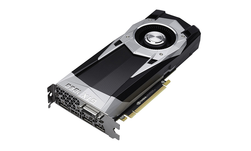 NVIDIA GeForce GTX 1060 - оптимальний вибір для ігрового ноутбука